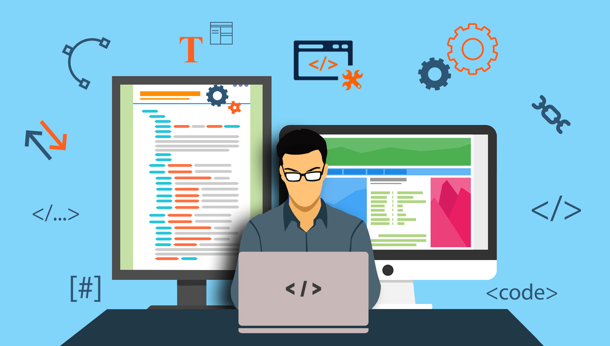 Which is the best web development company?
